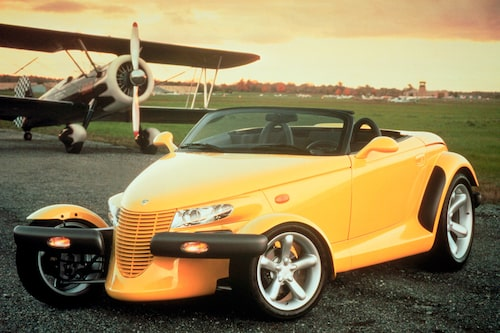 Plymouth Prowler 1999-2002