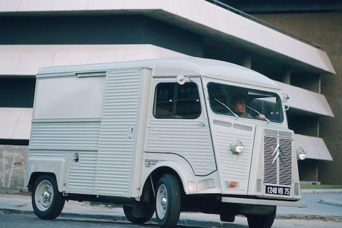 Citroën Typ H 1947-1981