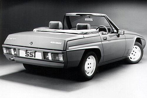 Reliant Scimitar SS1 1984-1990