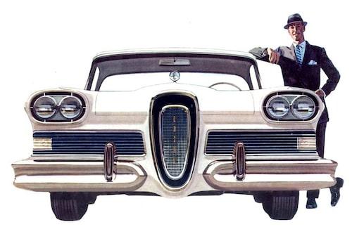 Edsel 1958-1960