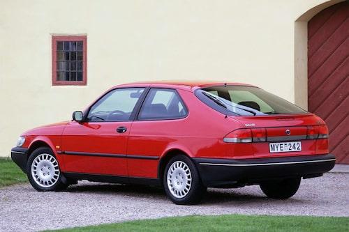Saab 900 1993-1998