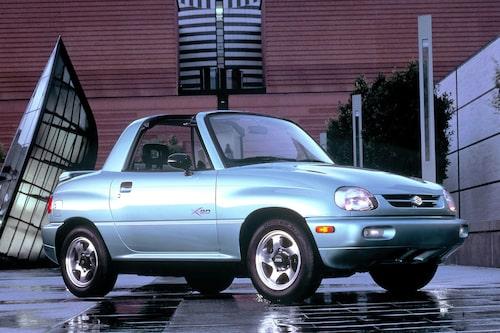 Suzuki X-90 1995-1997