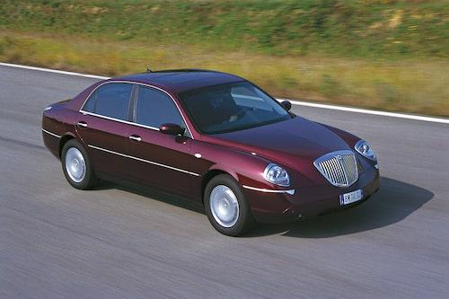 Lancia Thesis 2001-2009