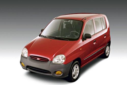 Hyundai Atos 1997-2004