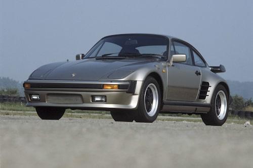Porsche 911 Flachbau 1981-1985