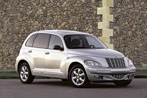 Chrysler PT Cruiser 2000-2010