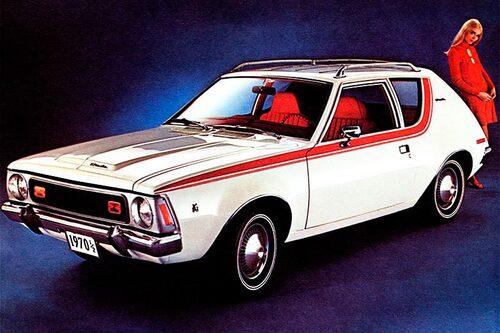 AMC Gremlin 1970-1978