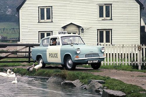 Ford Anglia 1959-1967