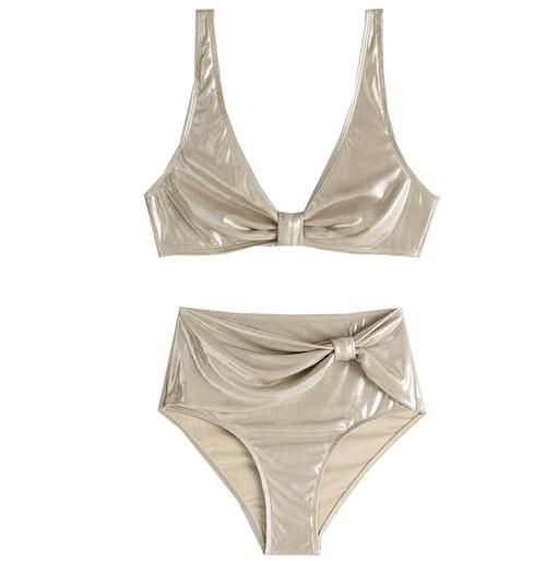 Metallic-bikini online.