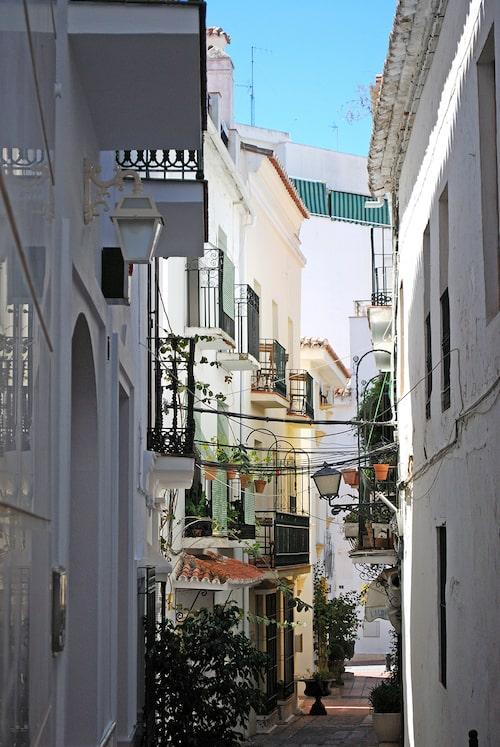 Mouna tipsar om Marbella.