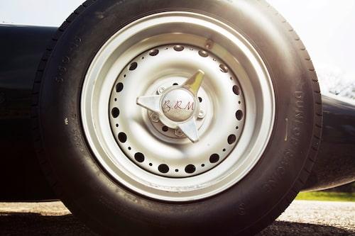 Dunlops klassiska magnesiumfälgar satt på många olika bilmodeller under slutet av 1950- och början av 1960-talet.