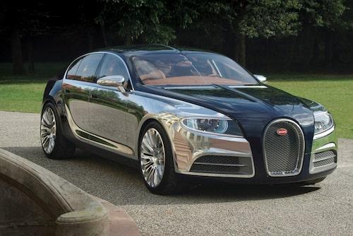 Bugatti 16C Galibier, 2009.