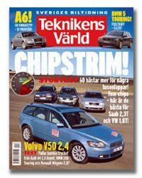 Teknikens Värld nummer 9 / 2004