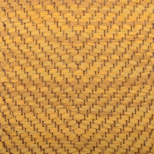 Mattprov, Vertical herringbone, vävd i bomull med linnevarp, 5 600 kr/kvm, Vandra rugs.