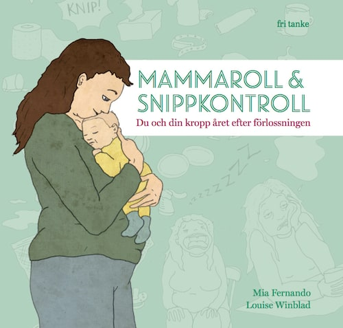 Mia Fernando har skrivit en bok om kvinnokroppen.