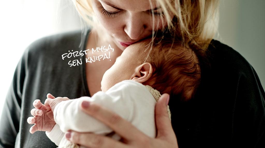 Knipövningar är viktiga efter förlossning, men är också bra att göra under graviditeten.
