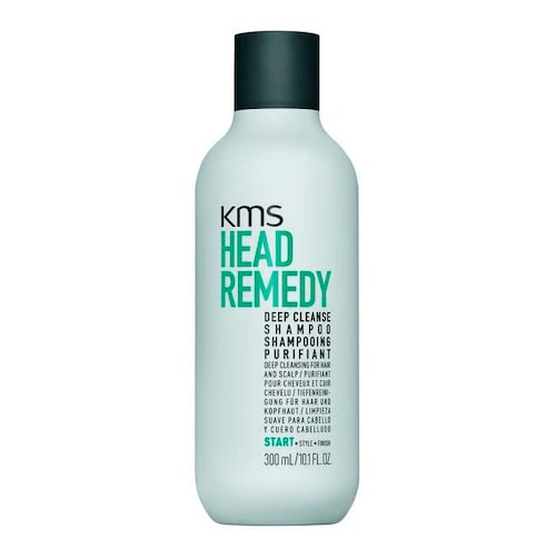Recension av Head remedy deep cleanse shampoo, 300 ml, Kms.