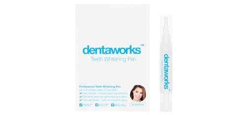 Dentaworks Teeth Whitening Pen. Klicka på bilden och kom direkt till produkten.