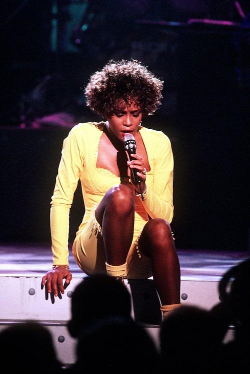 Whitney Houston. Foto: PH2 Mark Kettenhofen / CC