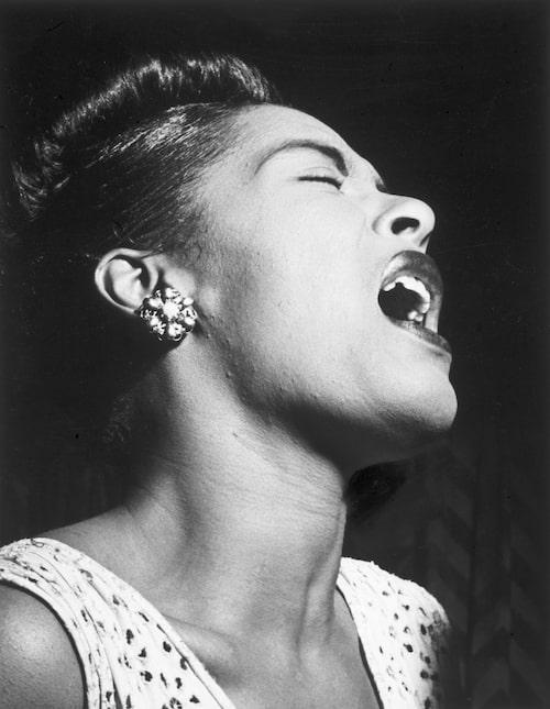 Billie Holiday. Foto: William P. Gottlieb / CC