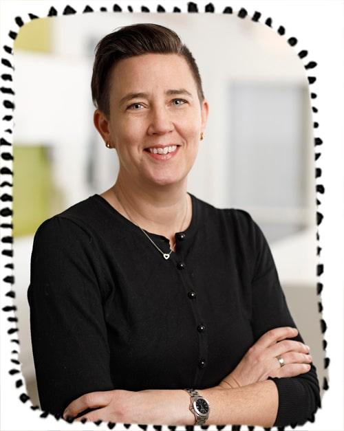 EmmaHalldinAnkarberg, toxikolog på Livsmedelsverket.