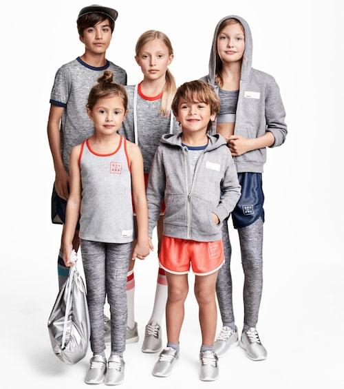 Kollektion släpps i början av nästa år och kommer att säljas på H&M i Sverige.