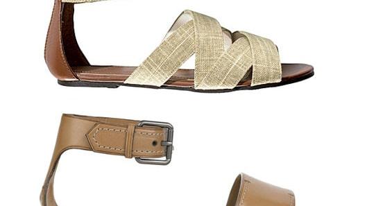Sandaler: Budget eller lyx?