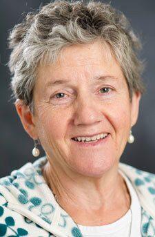 Elisabet Lidbrink, överläkare och onkolog på Radiumhemmet, Karolinska sjukhuset.