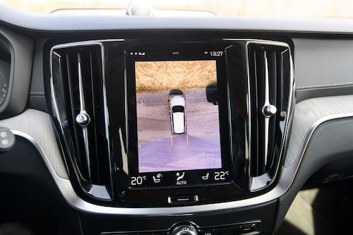 360-kameran har imponerande bildkvalitet och ger bra precision i manövrarna.