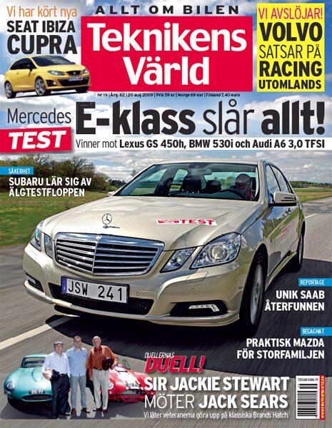 Teknikens Värld nummer 19 / 2009