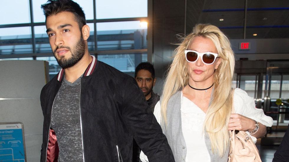 Sedan fem år tillbaka är Britney tillsammans med dansaren Sam Asghari.