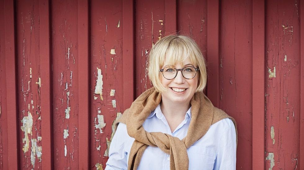 Storsäljande deckarförfattaren Kristina Ohlsson är aktuell med Stormvakt, den första deckaren i en ny serie.