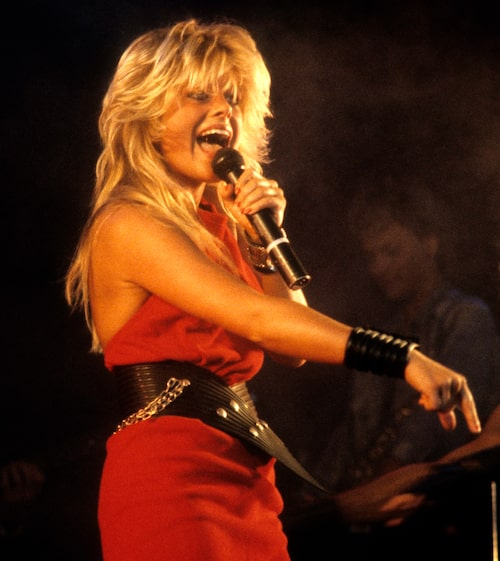 Efter genombrottet med Piccadilly Circus blev Pernilla Wahlgren superstjärna över en natt.