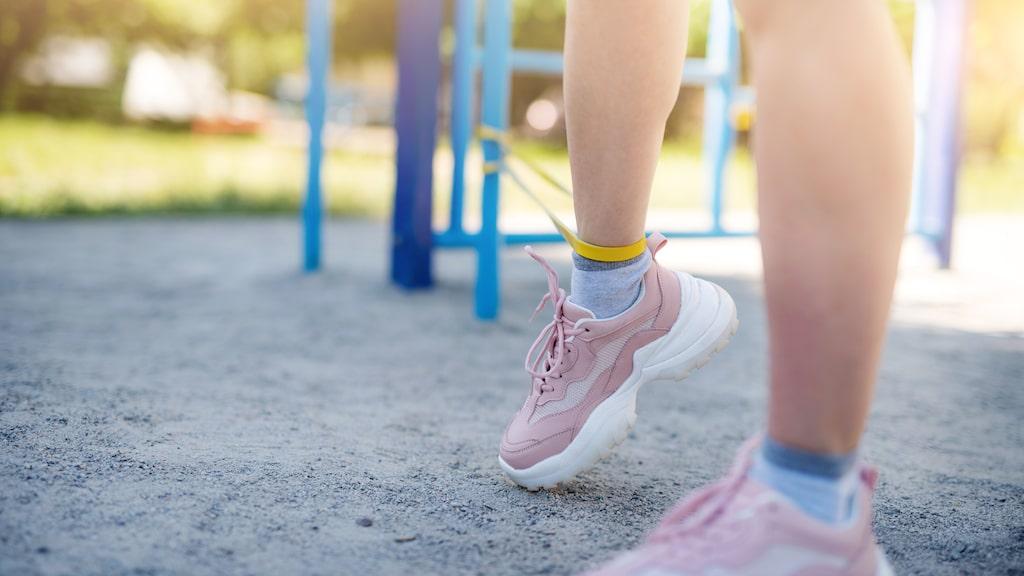Att vara olika stark på olika sidor av kroppen kan leda till att musklerna kompenserar – och man får en ökad skaderisk.
