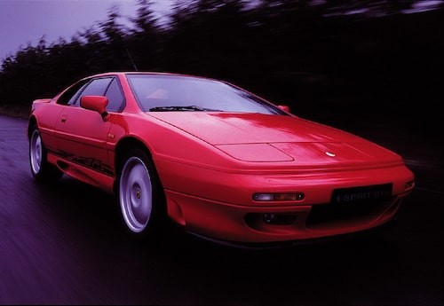 1996-1999. Lotus Esprit GT3.