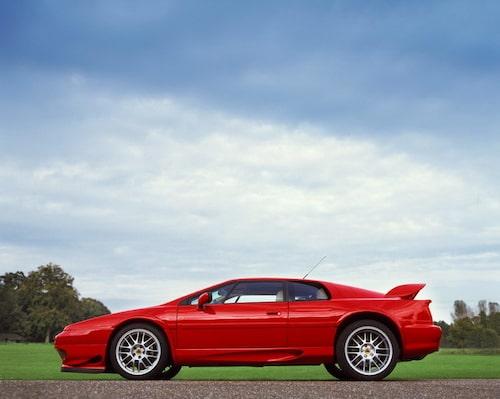 2002. Lotus Esprit V8.