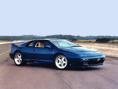 1994-1997. Lotus Esprit S4S.