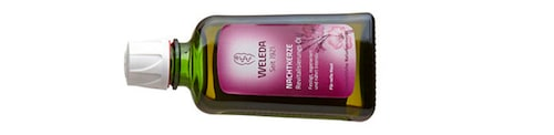 Evening primrose revitalizing body oil från Weleda.