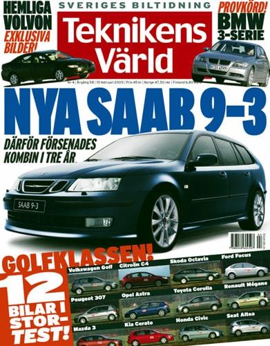 Teknikens Värld nummer 4 / 2005