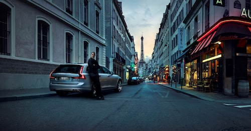 Volvo Cars' new V90 campaign features footballing legend Zlatan Ibrahimovic