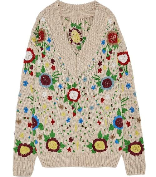 Blombrodyr är aldrig fel, 699 kr, Zara
