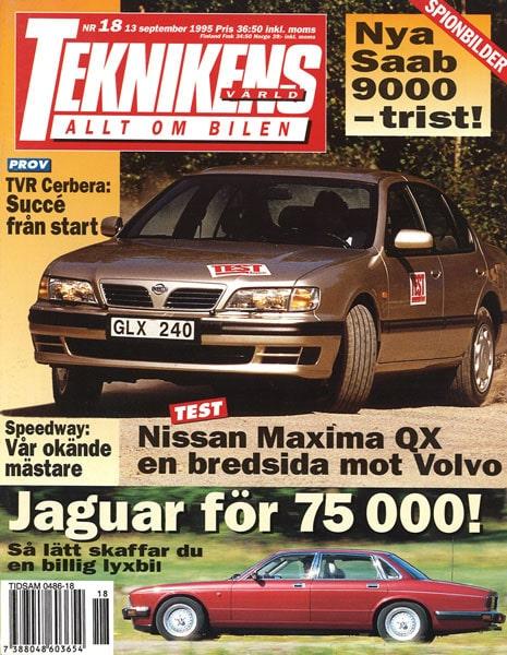 Teknikens Värld nummer 18 / 1995