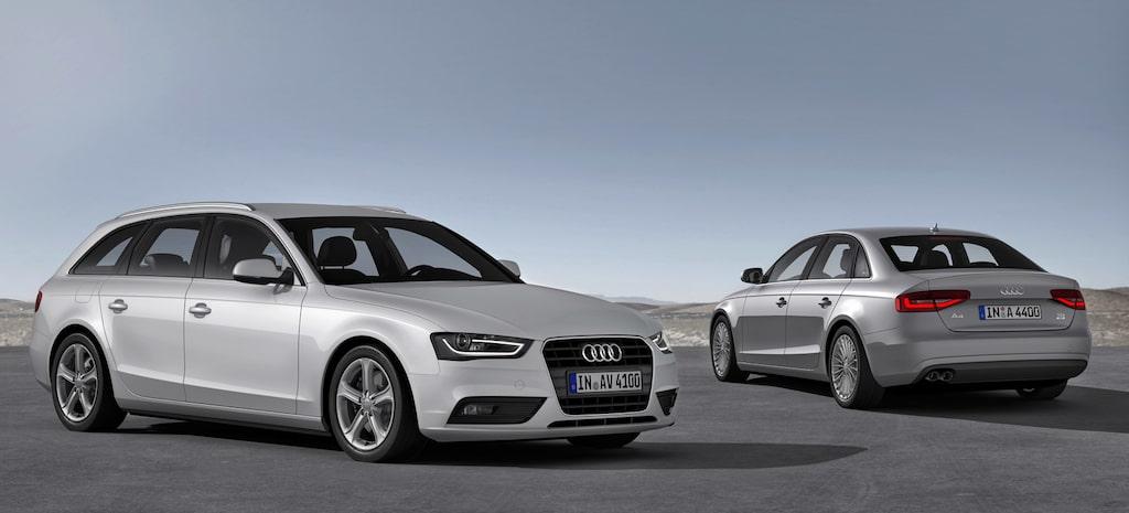 Audi A4 TDI ultra