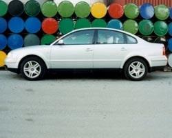 Volkswagen Passat V6 TDI