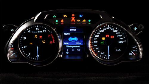 Mycket av elektroniken i dagens bilar kommer från Magnet Marelli.