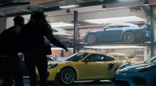 Fälgar med centrumbult. Det är, med andra ord, inte vilken dussin-Porsche som helst som pockar på uppmärksamheten.