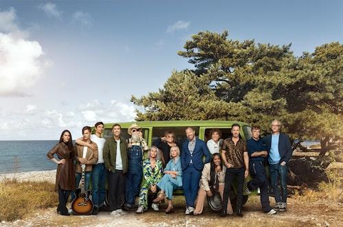 30 oktober har nya säsongen av Så mycket bättre premiär.