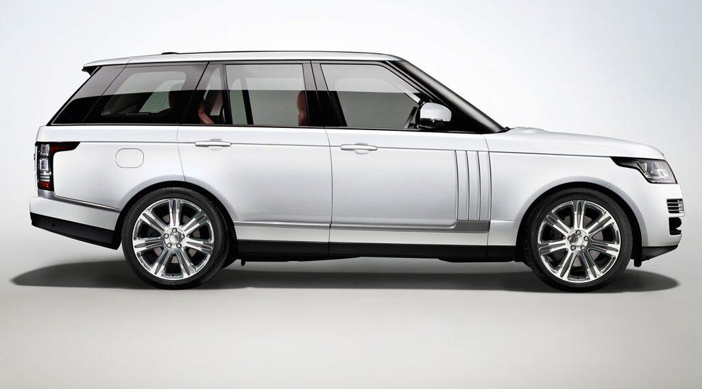 Range Rover long wheelbase