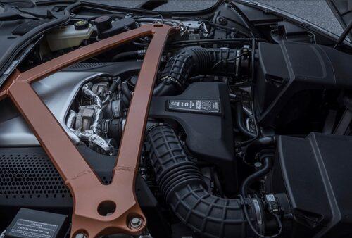 Står det Brabus på en motor vet man två saker... att det är en Mercedes-motor i grunden och att den pumpar ur sig höga effektsiffror.