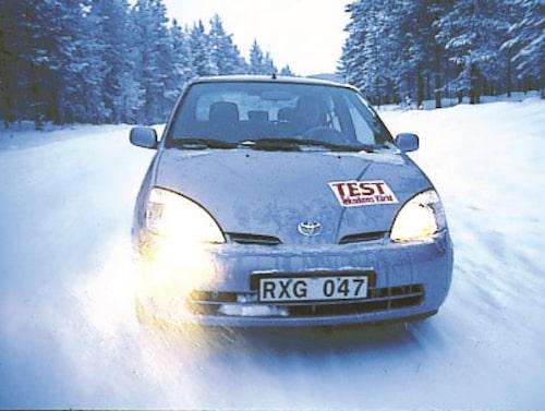 Generation ett började säljas i Japan 1997.